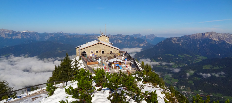 Berchtesgaden Eagle's Nest