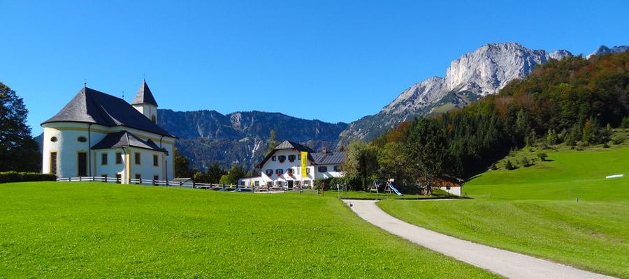 Ettenberg in Berchtesgadenerland