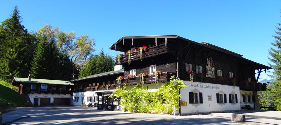 Hotel zum Türken on Obersalzberg
