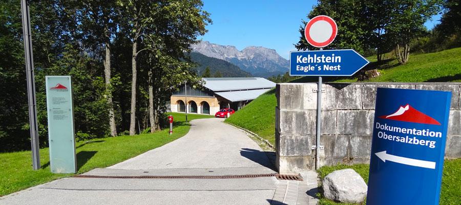 Dokumentation Zentrum Obersalzberg