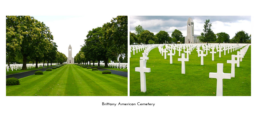 Brittany American Cemetery