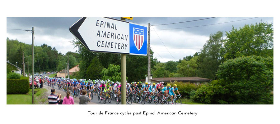 Epinal American Cemetery TDF