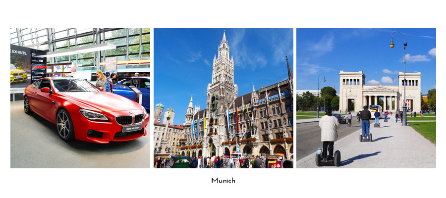 pictures of Munich