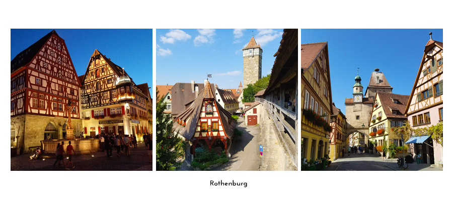 Rothenburg pictures