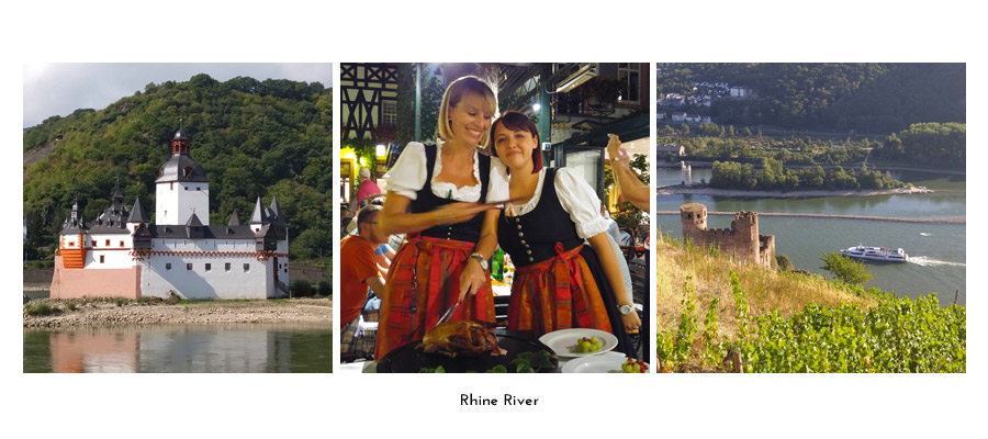 Rhine River pictures