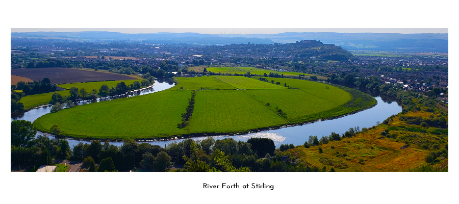 River Forth at Stirling